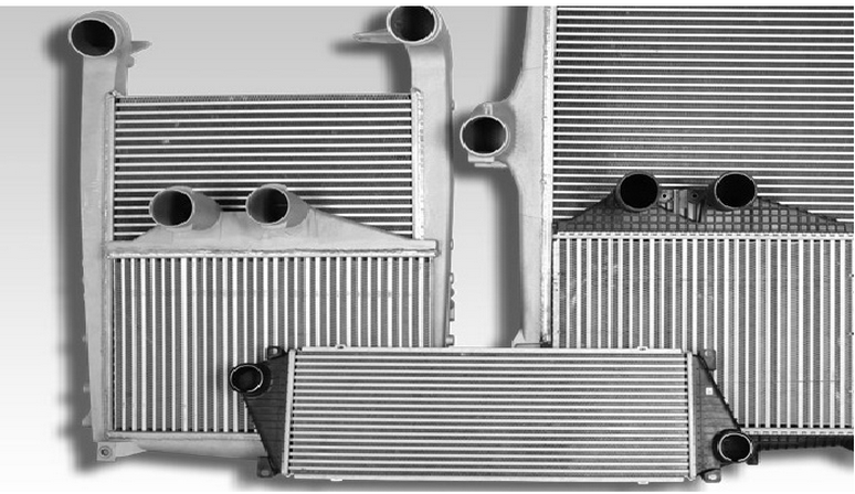 radiateur intercooler