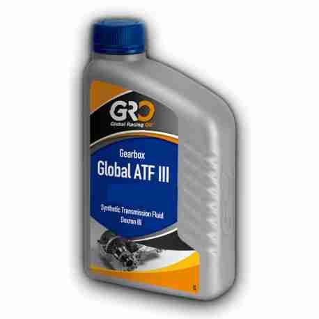 HUILE GRO GLOBAL RACING OIL ATF 3 III 4T