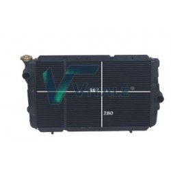 RADIATOR SUITABLE FOR RENAULT R14 1610462 7701348903 883423