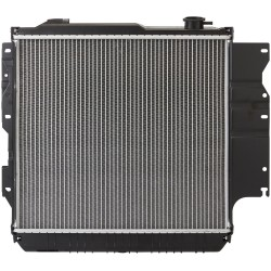 RADIATOR SUITABLE FOR JEEP 52029122