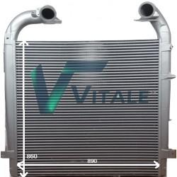 RADIATEUR AIR INTERCOOLER SCANIA G410-R490-R520