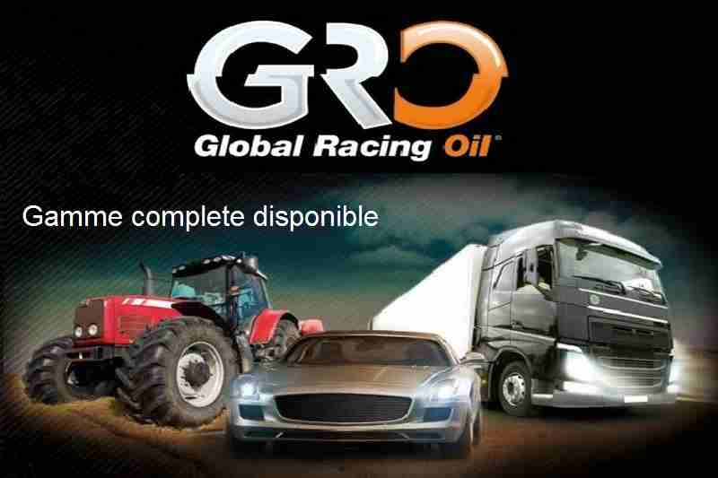 GRO global Oil Racing